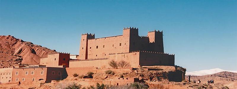 Ruta 2 días desde Marrakech a Merzouga